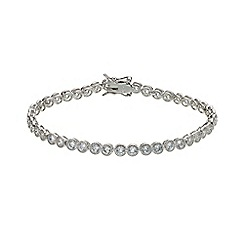 Phase Eight - Cubic Zirconia Tube Tennis Bracelet