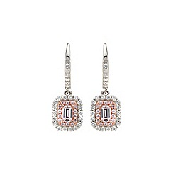 Phase Eight - Cubic Zirconia Drop Earrings