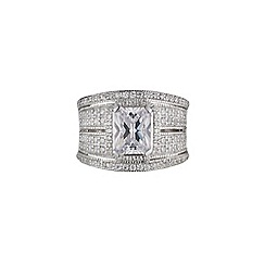 Phase Eight - Cubic Zirconia Statement Ring