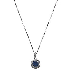 Phase Eight - Cubic Zirconia Pendant Necklace