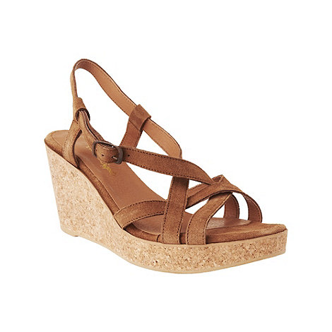 Phase Eight - Tan millie-rose sandal