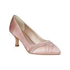 Phase Eight - Lotus Pink aliana satin court shoes
