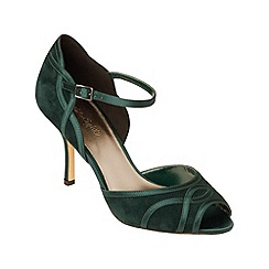 Phase Eight - Forest mia suede shoes