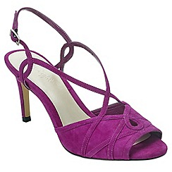 Phase Eight - Ally suede strappy sandals