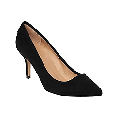 Phase Eight - Bella suede court shoe