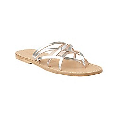 Phase Eight - Metallic maddie leather sandal