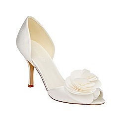 Phase Eight - Ariel chiffon trim shoes