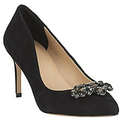 Phase Eight - Dahlia suede jewel point heel
