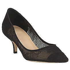 Phase Eight - Reese lace kitten heel