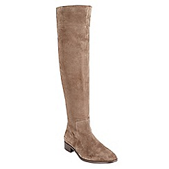 Phase Eight - Melody suede long boot