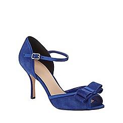 Phase Eight - Suzie Suede Peep Toe Shoes