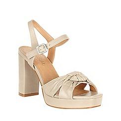 Phase Eight - Jennie Leather Platform Sandals