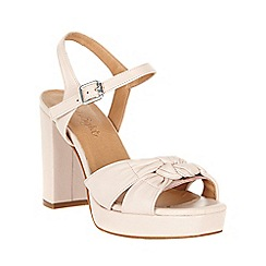 Phase Eight - Jennie Leather Platform Sandals