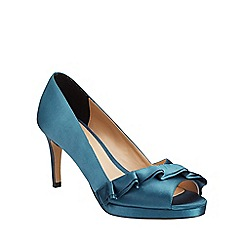 Phase Eight - Lucy Satin Peep Toe