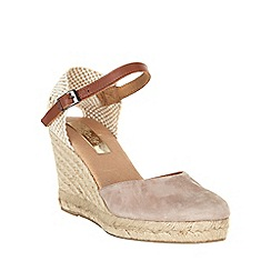 Phase Eight - Tamzin Suede Espadrilles