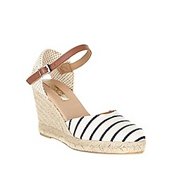 Phase Eight - Verity Stripe Espadrilles