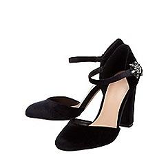 Phase Eight - Clara Velvet Block Heel