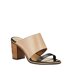 Phase Eight - Kiki Leather Mule Shoes