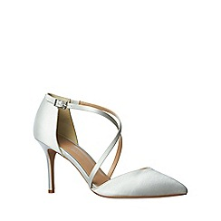 Phase Eight - Satin Pointed Court Shoe