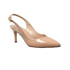 Phase Eight - Amara leather slingback shoes