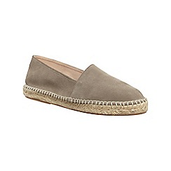 Phase Eight - Suede flat espadrille