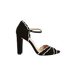 Phase Eight - Katy suede heeled sandals
