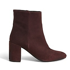 Phase Eight - Port phoebe suede ankle boots
