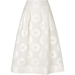 Phase Eight - Lorna jacquard skirt