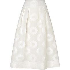 Phase Eight - Lorna jacquard skirt