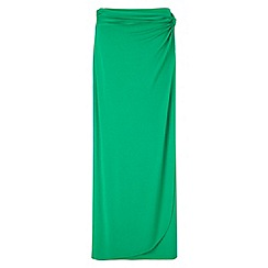 Phase Eight - Saira side twist maxi skirt