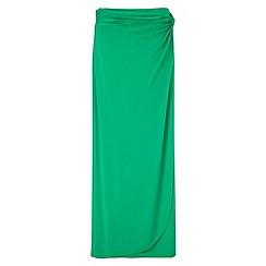 Phase Eight - Saira side twist maxi skirt