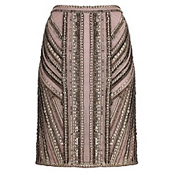 Phase Eight - Ena beaded pencil skirt