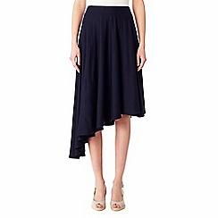 Phase Eight - Tess asymmetric midi skirt