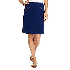 Phase Eight - Sapphire denim skirt
