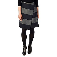Phase Eight - Jennie stripe skirt