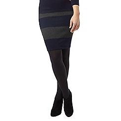 Phase Eight - Lia Stripe Knit Skirt