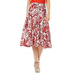 Phase Eight - Penelope Floral Skirt
