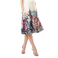 Phase Eight - Eden Print Skirt