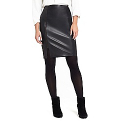 Phase Eight - Carly Leather Skirt