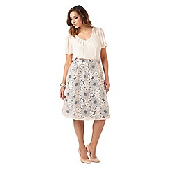 Studio 8 - Sizes 16-24 Sabrina Skirt
