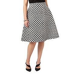 Studio 8 - Black and White persia skirt