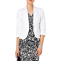 Phase Eight - White Leah Jacket