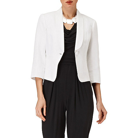 Phase Eight - White nadia jacket