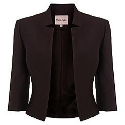 Phase Eight - Aubergine valentine jacket