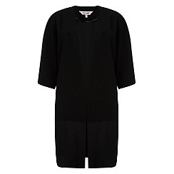 Phase Eight - Black claud unstructured coat