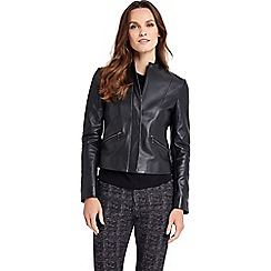 Phase Eight - Michelle Leather Jacket