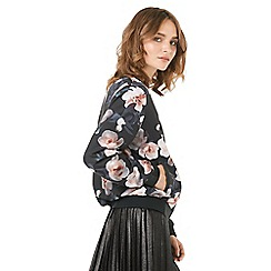 Phase Eight - Adamma Floral Bomber Jacket
