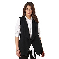 Studio 8 - Black cleo waistcoat