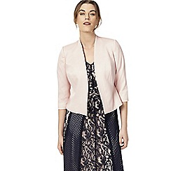 Studio 8 - Sizes 12-26 Blush leanne jacket