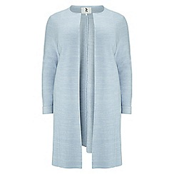 Studio 8 - Sizes 16- 24 pale blue 'Paula' coat